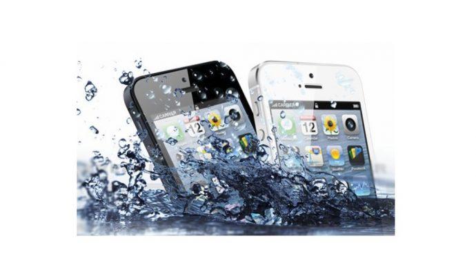 Waterproof phones really waterproof