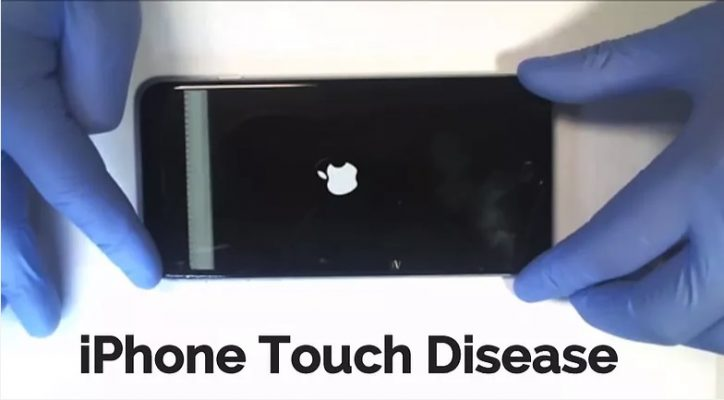 """iPhone 6 & 6+ Touch IC AKA """"Touch Disease"""" Explained"""