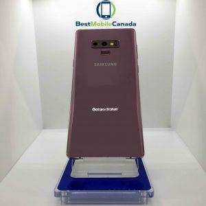 Samsung Note 9 (Back) usagé