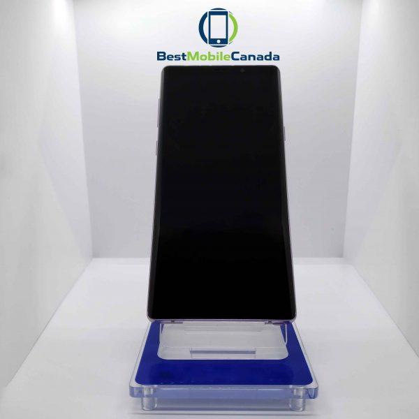 Samsung Note 9 (Front) usagé