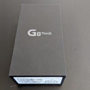 Lg G8 Neuf